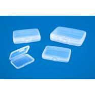 Scatola promozionale di plastica