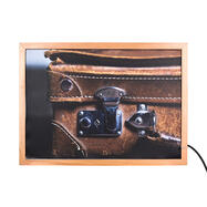 Stretchframe con LED, modello nature