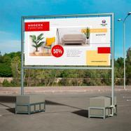 """Sistema pubblicitario Techno """"Mobil"""""""