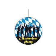 "Cartello sospeso ""Oktoberfest Party"""