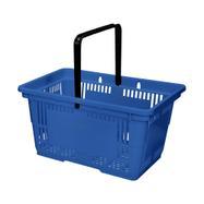 Cestino shopping in plastica