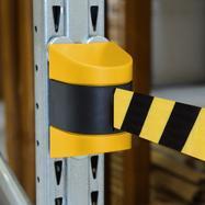 """Nastro barriera per montaggio a parete """"Mag"""""""