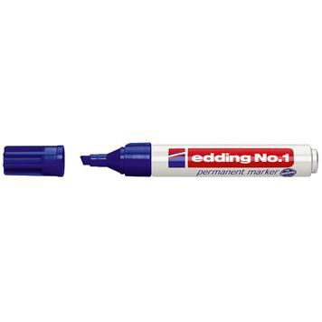 Pennarello Edding 1 con punta a scalpello