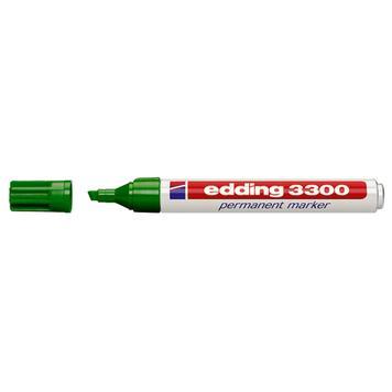 Pennarello Edding 3300 con punta a scalpello