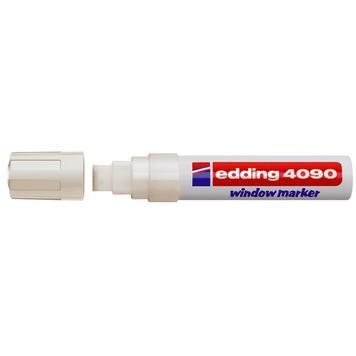 Pennarello a gesso Edding 4090 - punta a scalpello