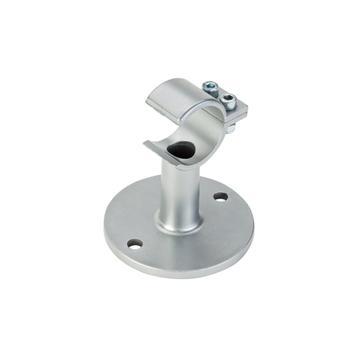 """Sistema a innesto per cornici portabanner in alluminio """"Distanziale a parete-interno"""""""