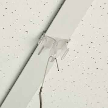 Clip per soffitto