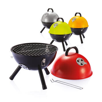 Barbecue a forma sferica