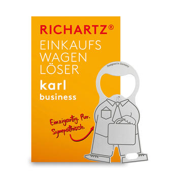 "Portachiavi Richartz Karl ""Business"""