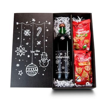 "Set regalo "" Biscotti & Punch"""