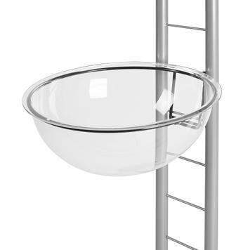 """Semisfera in vetro acrilico per """"Tondo"""""""