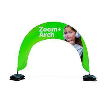 """Espositore banner""""Zoom-Arch"""""""