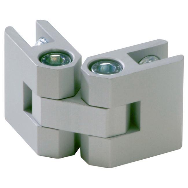 Connettore, alluminio