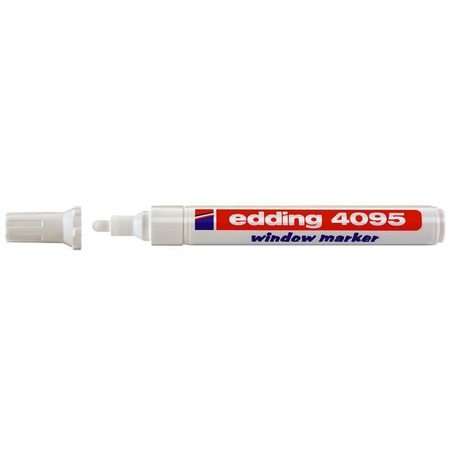 Pennarello a gesso Edding 4095 con punta rotonda