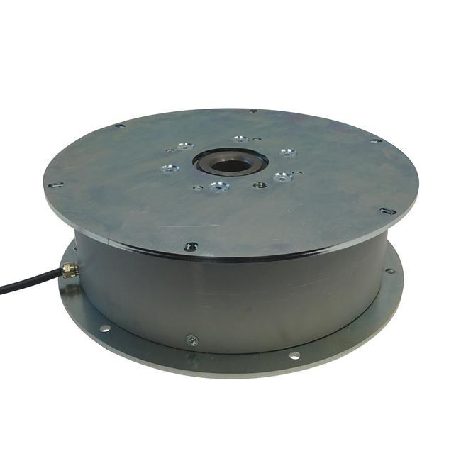 Espositore rotante da 500 kg