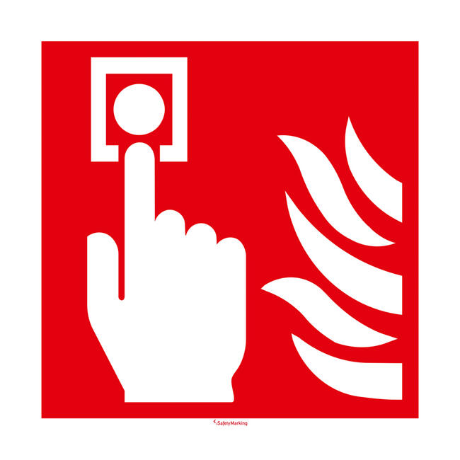 Allarme incendio (manuale)