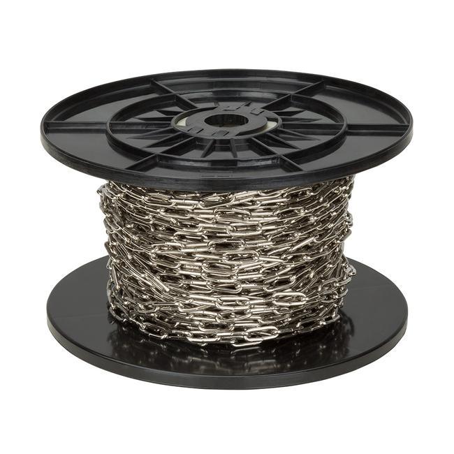 30m catena in acciaio zincato 2mm