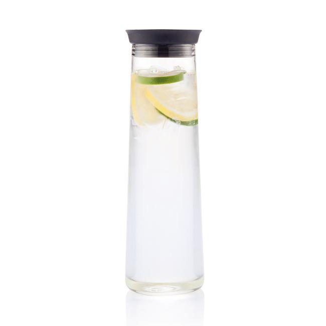 Caraffa per acqua con chiusura in silicone