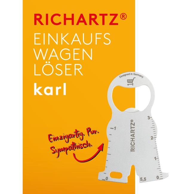 Portachiavi multifunzionale RICHARTZ Karl