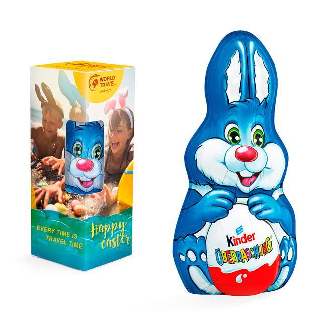 Coniglietto pasquale di cioccolato Kinder Maxi