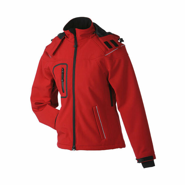 Giacca invernale in Softshell da donna