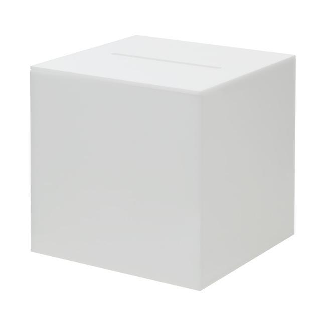 """Box raccoglitore """"Opal"""", vetro acrilico"""