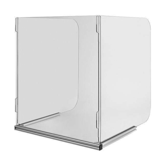 Protezione parafiato mobile  per tavoli