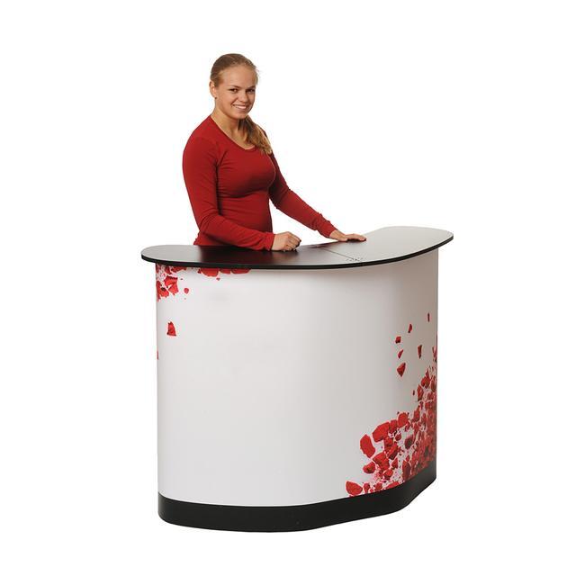 """Pannello in stampa digitale per stand """"Expo Case"""""""