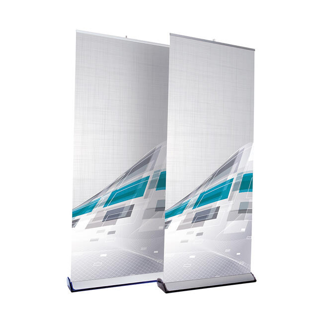 "Roll UP Banner ""Quickscreen 3"" completo"