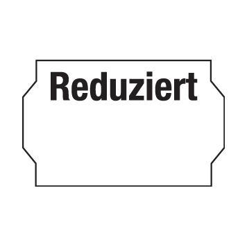 Etichette per etichettatrice, 2 linee