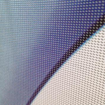 Banner con stampa digitale per interno ed esterno