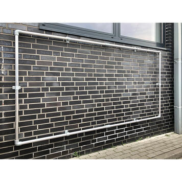 """Portabanner sistema Alu Budget """"Wall"""""""