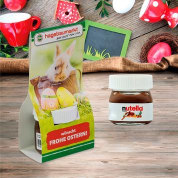 Nutella in pacchetto promozionale