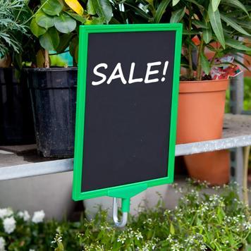 Portacornice per recipienti per piante