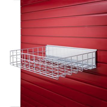 Divisorio ripiano in filo metallico per FlexiSlot®