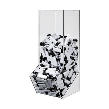 Dispenser in vetro acrilico