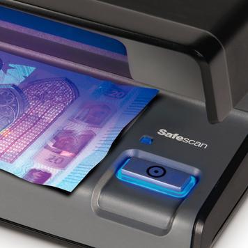 "Verificatore banconote false UV ""Safescan 70"""