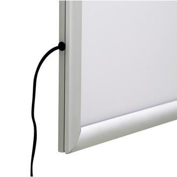 "Cornice luminosa a LED ""S-Lite"""
