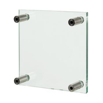 "Targhetta per porta a vetro ""Galerie"""