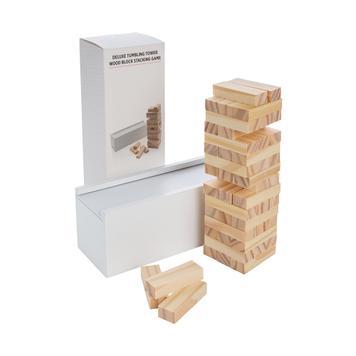 Gioco da tavola torre di legno Deluxe