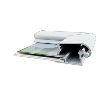 """Display portaposter """"Tondo XL NG"""""""