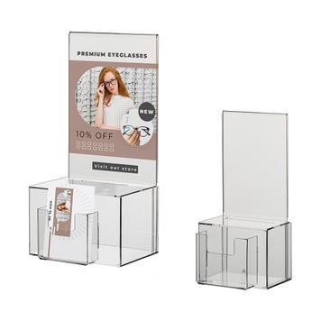 Scatola Lotteria con Inserto Poster DIN A4 – A5