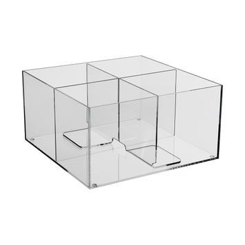 """Croce divisoria per scatola di vetro acrilico """"Palia"""""""