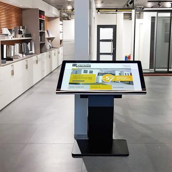 POS.tab Banco informazioni digitale