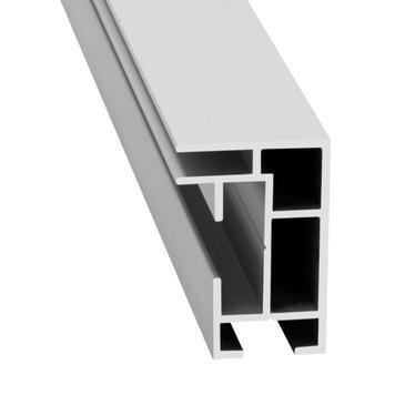 """Stretchframe """"27"""" in alluminio, per il montaggio a parete"""