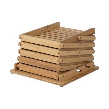 """Portavolantini pieghevole """"Bamboo"""""""