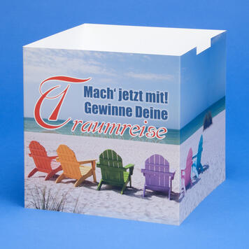 Poster a fascia per box raccoglitore