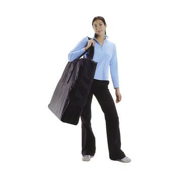 """Banchetto """"Action"""" con supporto per sacchetti dell'immondizia"""